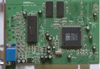 SiS 6326 4MB SDR PCI
