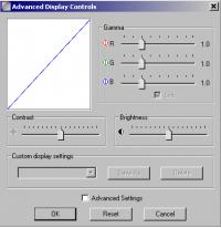 Advanced Display
