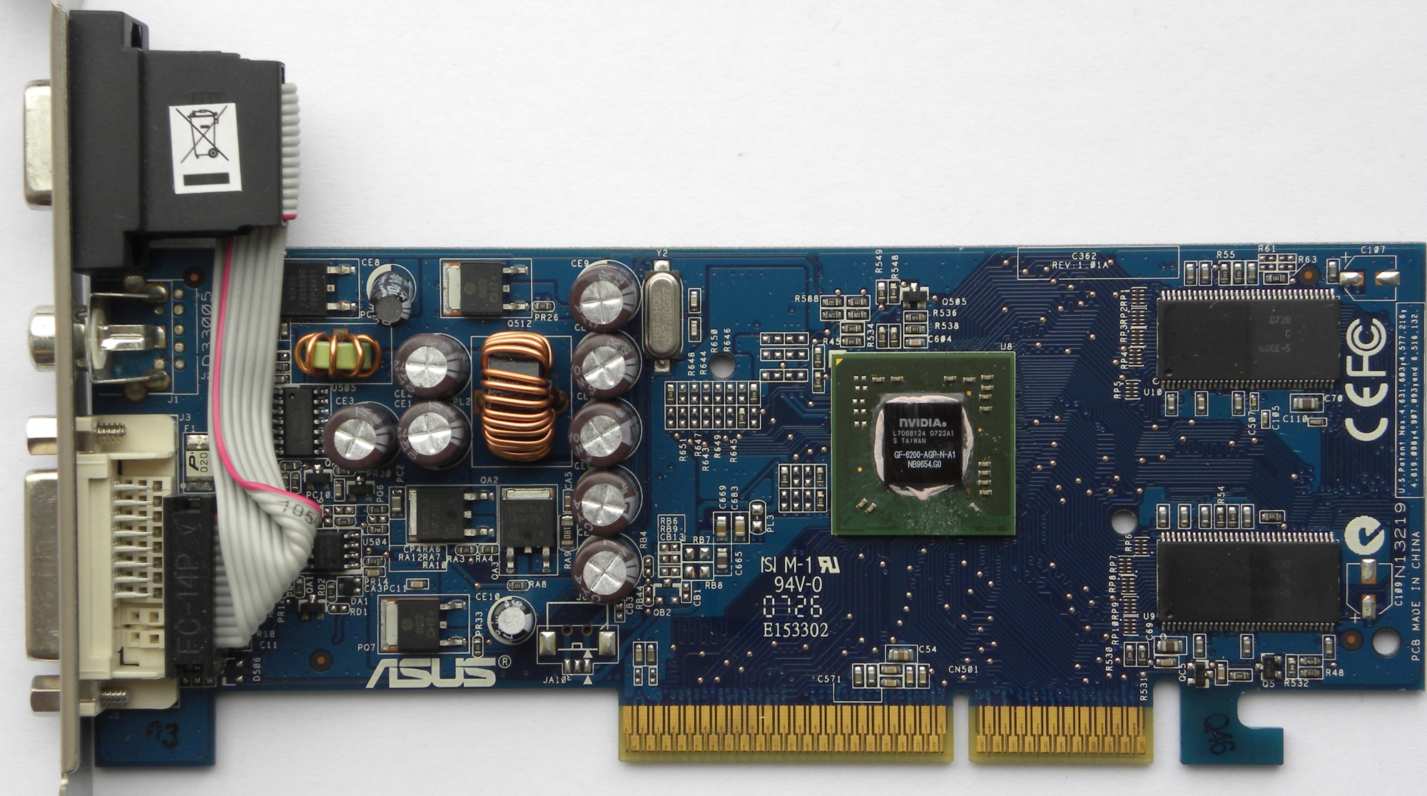 Extreme n6200tc512/td/256m | graphics cards | asus usa.
