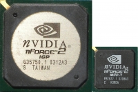 NVIDIA nForce 2 (GeForce4 MX)